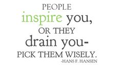 people inspire you