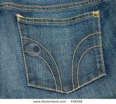 excellent tutorial on precision sewing a jeans pockets grow your