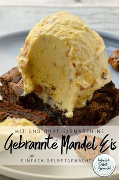 Gourmet Desserts, Frozen Desserts, Delicious Desserts, Baby Food Recipes, Snack Recipes, Dessert Recipes, Snacks, Homemade Yogurt, Homemade Ice Cream