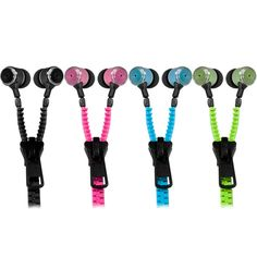 a Tangle-Proof gadget during work-out time at the gym!!  ZipTunes earphones * Available in Black, Pink, Blue, and Green $29.95 @BoxWave