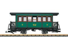Passenger Cars 122575: Lgb G Gauge M.T.V. Tiv Passenger Car #33201 ~ Ts -> BUY IT NOW ONLY: $169.89 on eBay!
