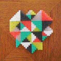 Camilla Drejer - Triangle Hama beads