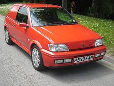 1997 MK 3 MK3 FORD FIESTA VAN XRV  (XR2I, RS1800, RS TURBO) - http://www.fordrscarsforsale.com/508
