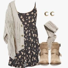 Cute and Comfy Polyvore Outfits Fall/Winter      Hey Divas, your Fashion Addict made a beautiful collection of 28 Trendy Polyvore Out...