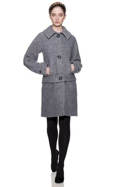 Schnittmuster: Mantel - Jacken & Mäntel - Damen - burda style