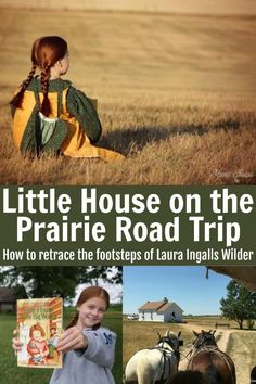 Little House on the Prairie Road Trip - Pepin, Walnut Grove, De Smet South Dakota Vacation, Places To Travel, Places To Visit, Vacation Trips, Vacation Ideas, Vacations, Laura Ingalls Wilder, Family Travel, Family Trips