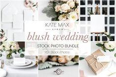 Wedding Stock Photo Mockup Bundle