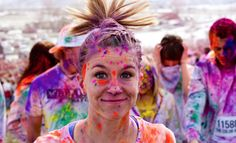 The Color Run. Our new spring 5k?