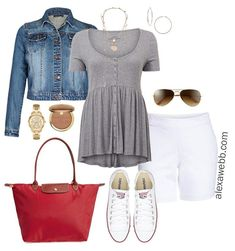 40ece40fe 597 Best Alexa Webb images in 2019 | Casual plus size outfits ...