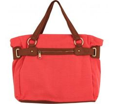 Coral makes the heart grow fonder: CO-LAB CODIE TOTE BAG