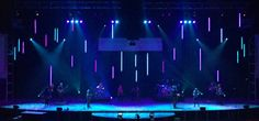Tube Drop | Church Stage Design Ideas