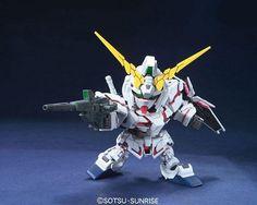 Gundam : BB Senshi No.360 Unicorn Gundam