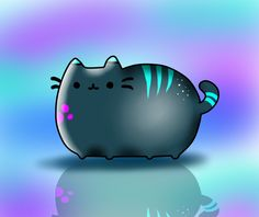 Omg, soo cute, does anyone else love pusheen as much as me?