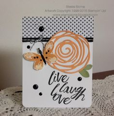 Stampin' & Scrappin' with Stasia   Stampin' Up! 2016-17 Idea Book and Catalog Sneek Peeks, Swirly Scibbles Framelit, Layering Love, Pop of Color DSP, Peekaboo Peach,