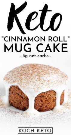Dog Food Recipes, Snack Recipes, Easy Recipes, Keto Recipes, Breakfast Recipes, Dessert Recipes, Keto Mug Bread, Keto Mug Cake, Chocolate Chip Mug Cake