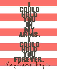 Hold You In My Arms - Ray Lamontagne