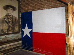Wall at Grump's Burgers Fort Worth, Burgers, Murals, Wall, Painting, Image, Hamburgers, Wall Murals, Painting Art