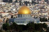 Palestine  فلسطين، مسجد قبة الصخرة