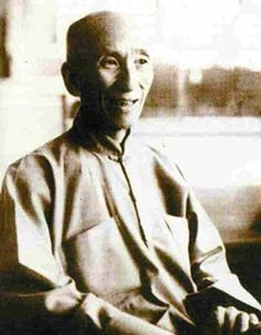 Yip Man - The Great Wing Chun Kung Fu Master, the man who originally taught Bruce Lee | Rhodes Wing Chun Kung Fu | http://rhodeswingchunkungfu.weebly.com