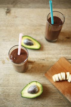 Thick Chocolate Milkshake. OK, this is a super easy recipe. But it tastes SO good that I had to share. Recently I've been having late-night cravings for chocolate milk. Probably not the best thing to have before you go to bed, it will give you an energy