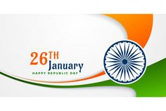 Happy republic day of india banner desig. Lines On Republic Day, Republic Day India, Rakhi Greetings, Best Wishes Images, Happy Independence Day India, Digital Business Card, Photoshop Software, Photo Editor Free