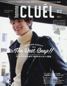 CLUEL homme(クルーエルオム)(5) 2016年 02 月号 [雑誌]: CLUEL(クルーエル) 増刊   本   Amazon.co.jp