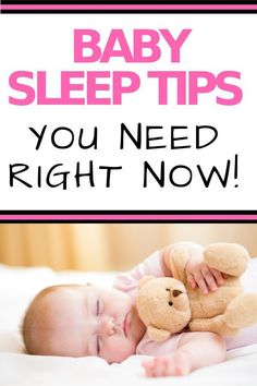 8 Newborn Sleep Tips that Actually Work Baby sleep tips you need right now! Find simple ways to help your baby sleep through the night and take naps. These newborn sleep tips are perfect for newmoms! Three Month Old Baby, Baby Month By Month, 3 Month Baby Milestones, Baby Development, Physical Development, Development Milestones, Infant Activities, Learning Activities, Baby Learning
