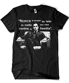 507-Camiseta El padrino - Michael Corleone (Andriu) #camiseta #realidadaumentada #ideas #regalo