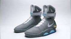 569176c9cd6 Las zapatillas de Nike Air MAG de Marty McFly que se auto-atan estarán  disponibles muy pronto  Actualizada