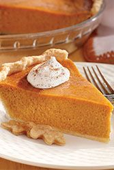 No need for store-bought. Eagle Brand® makes Perfect Pumpkin Pie easy as, well, pie. #SweetenTheSeason
