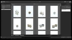 Adobe Photoshop Lightroom Import Window