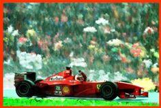 "Ferrari F1 Alemanha 2000 ""Rubinho"" Barrichello by Lulu"