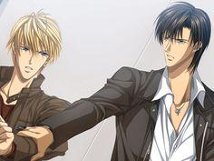 Ren Tsuruga and Fuwa - Anime Vice