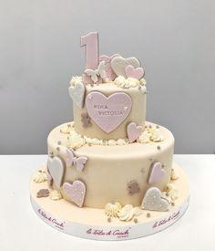 Sweetie Birthday Cake, Birthday Cake Girls, First Birthday Cakes, Birthday Cake Toppers, Baby Birthday, Luxury Cake, Lucci, Girl Cakes, Birthday Decorations