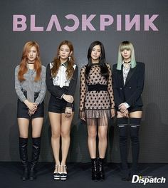 BLACKPINK, YG Entertainment's first new girl group in seven years, is sweeping on music charts for three days in a row. Kim Jennie, Jenny Kim, Blackpink Lisa, Blackpink Fashion, Korean Fashion, Kpop Girl Groups, Kpop Girls, Blackpink Outfits, Trendy Outfits