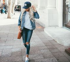 14 Outfits casuales y baratos que siempre te harán ver guapa Sunday Clothes, Sunday Outfits, Weekend Outfit, Simple Summer Outfits, Casual Outfits For Teens, Cool Outfits, My Outfit, Dress Outfits, Fashion Outfits