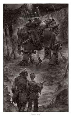 Leviathan trilogy, Goliath