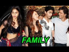 Shahrukh Khan family Photos With his Wife,Daugther,Sons and Parents Pics