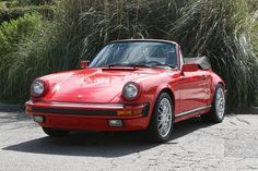 1985 PORSCHE CARRERA CABRIOLET Had 3 porshes  the best was 911 trga 2.4 liters 1973  what a car!!!!!