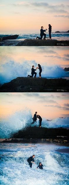 proposal fail.  Hahaha!  This is so funny & just my luck!! Lol!