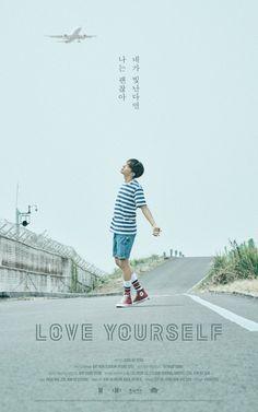 BTS' j-hope gives himself up in 'Love Yourself' poster | allkpop.com