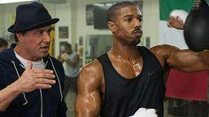 How Michael B. Jordan Got Ripped for 'Creed' - MensJournal.com