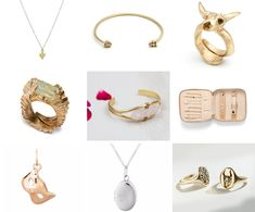 Ethical Jewelry // Where to Buy Affordable Ethical Fashion Under $50, $100 & $150 - Terumah