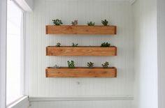 Easy DIY Planter Boxes