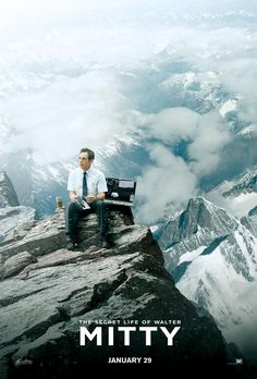 THE SECRET LIFE OF WALTER MITTY Wonderful feel-good movie would recommend For the holidays! Reminds you to live each day to the fullest, and that there's something extraordinary in all.