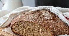 Täydellinen ruisleipä syntyy näppärästi myös padassa. Bread Baking, Banana Bread, Bakery, Food And Drink, Desserts, Baking, Tailgate Desserts, Deserts, Postres
