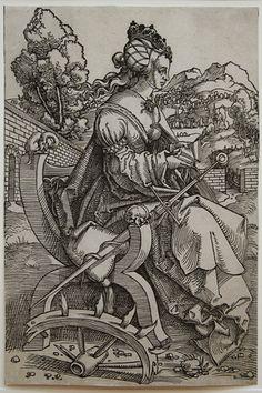 Catherine Seated by Hans Baldung (Hans Baldung Grien) ca. Katharina Von Alexandrien, Hans Baldung Grien, St Catherine Of Alexandria, Hans Holbein, Landsknecht, Fine Art Prints, Canvas Prints, Heritage Image, Art Reproductions