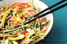 Raw Pad Thai by @JesseLWellness recipe testers