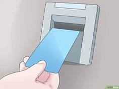 How to Use an ATM: 12 Steps (with Pictures) - wikiHow Automated Teller Machine, Being Used, Letters, Pictures, Photos, Photo Illustration, Letter, Fonts, Resim