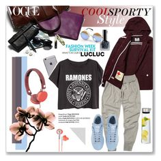 """""""Cool Sporty Style"""" by leniastuti ❤ liked on Polyvore featuring blomus, Weekend Offender, Freddy, adidas, Marc by Marc Jacobs, Athleta and sporty"""